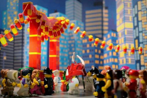 Year of the Horse Parade